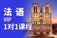 外专外语法语VIP一对一课程