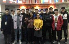 外专外语祝贺外专外语0319中级德语出国班结课